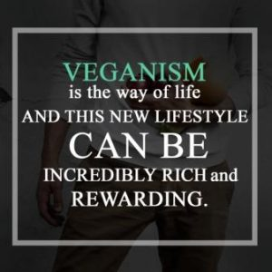 "cote ""veganism is the way of life and this new lifstyle can be incredibly rich and rewarding"""