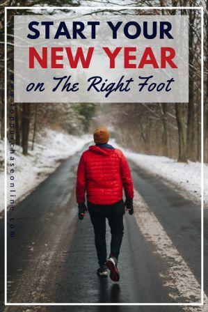 Start Your New Year on The Right Foot